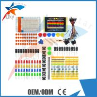 Best Electronic Components starter Kit for Ardu Fans Package with Breadboard, Wire wholesale