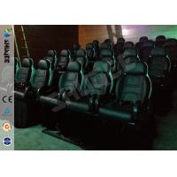 Best 7D Simulator Cinema Movie Theater With Motion Seats For Theme Park wholesale