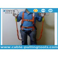 Best Fall Protection Systems Construction Full Body Harness Industrial Safety Belt wholesale