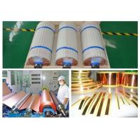 Best 99.8% Purity 35um Hvlp Copper Foil , FCCL / FPC Copper Thin Sheet None Pinholes wholesale