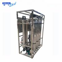 Best RO system boiler feed water treatment machine 2000L per hour SS316 wholesale