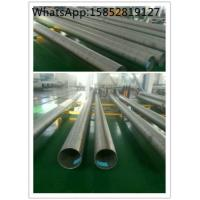 08X17H13M2 High Pressure Stainless Steel Tubing , Welded Steel Pipe TUV