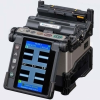 Best 15m/S Fujikura 70s Fusion Splicer With CT50 Cleaver Battery / Cord wholesale
