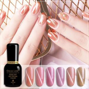 Best ISO22716 18 Colors Glossy Non Toxic Nail Polish wholesale