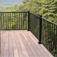 Cheap High Quality Aluminium Stair Handrail Balcony Railings Balustrades Stainless Steel Railings Philippines for sale