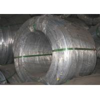 Best 1.2mm Hot Dipped / Electro Galvanized Iron Wire Low Carbon Material wholesale