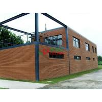 Best High Density WPC Exterior Wall Cladding Longlifespan Environmental Friendly wholesale