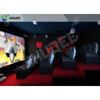 Best Geneiue 4d Cinema Experience 4D Theater System Equipment Customize Outside Mode wholesale