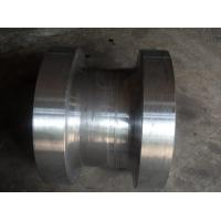 Exhaust ANSI B16.5 Forged Steel Flanges For Sanitary Construction Wall Thickness 40 - 800mm