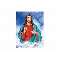 Best PS OR MDF Frame 3D Lenticular Printing Service / Religion Picture wholesale