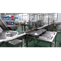 Best Stainless Steel Vial Filling Machine Mini Size 10 Heads ISO9001 Certification wholesale