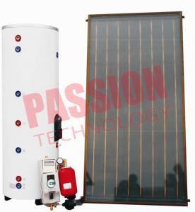 Best Residential Solar Water Heater 200 Liter , Split System Solar Hot Water wholesale