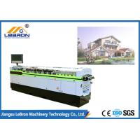 Best 0.7 - 1.2mm Thickness LGS Framing Machine 2800m Per Hour Max Speed wholesale