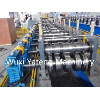Quality High Speed Automatic Sheet Metal Roll Former , Corrugated Roofing Sheet Making Machine Two Operation wholesale