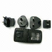 Best UL, UK, EU, AU interchangeable plug 3V - 24V 4A Universal AC Power Adapter / Adapters wholesale