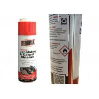 Best Non Irritating Car Care Products , All Purpose Foam Cleaner For Velour Seats wholesale