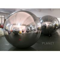 Best Event Party Inflatable Mirror Ball With 1 Year Warranty Customized Material wholesale