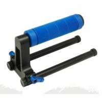 Cheap Pro C Shape Support Cage+Top Handle For 15mm Rod Rail Support System DSLR Rig for sale