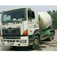 Best HOWO Concrete mixer truck and ZOOMLION HINO Used Concrete Mixer Truck 10 CBM wholesale