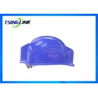 Best Durable 4G Video Transmit Smart Safety Helmet Bluetooth For Construction Site wholesale