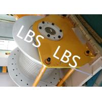 Best Electric / Hydraulic Windlass Winch , Combined Marine Mooring Winch With Lebus Grooving wholesale