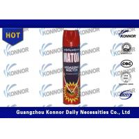 Buy cheap Anti Mosquito Products 400ML Oil Based Aerosol Insect Killer Spray from wholesalers