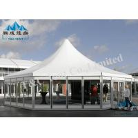 Best Marketing Polygon Outdoor Event Tent Rental Sound Insulation Easy Maintenance wholesale