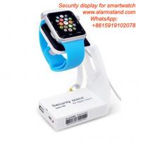 Cheap COMER anti-theft cable locker smart watch security retail gripper stands for for sale