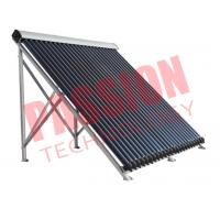 Cheap Heat Pipe Evacuated Tube Solar Collectors for sale