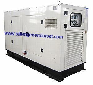 China 100kva  80kw Super Silent Diesel Generator Set With TD226B-6D Engine on sale