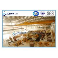 Paper Mill Kraft Paper Roll Wrapping Machine , Full Automatic Paper Roll Packing Machine