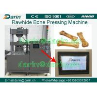 5.5kw Dog Food Machinery Pet Food Processing Line 12 Months Warranty