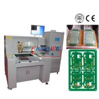 Best 0.1mm Cutting Precision PCB Router Machine with Left Hand 0.8-2.5mm Routing Bits wholesale