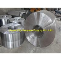 Quality Carbon Alloy Steel Die Casting Heavy Steel Disk Forging For Weapon Diameter 300 - 1600mm ISO 9001 - 2008 wholesale