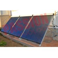 Best Aluminum Alloy Heat Pipe Solar Collector For Low Temperature Area 20 Tubes wholesale