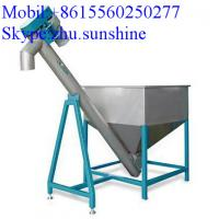 Buy cheap Vibrating Hopper Inclined Screw conveyor ,Auger Feeder from wholesalers