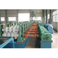 Best Automatic Highway Guardrail Roll Forming Machine With 10 Ton Hydraulic De-Coiler wholesale