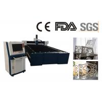 Best Carbon Steel Metal Laser Cutting Machine Water Cooling For Stainless Steel wholesale