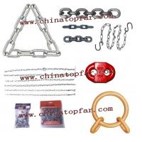 Buy cheap Steel chain,fishing chain,round link chain, mining chain, elevator chain and from wholesalers