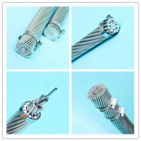 Best 24 Awg Wire Zebra ACSR Conductor Peacock Code 1159Kg / Km Weight Anti Extrusion wholesale