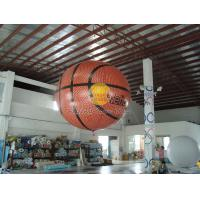 Best Fireproof Filled Helium Sport basketball Balloons with UV Protected Printing for Promotion wholesale