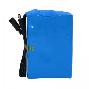 Best UN38.3 10Ah 11.1V Lipo Battery Pack 1C Discharge wholesale