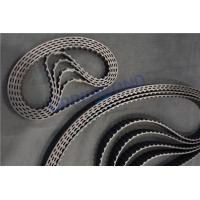 Best Cigarette Machinry Black Toothed Power Drive Belts / Packer Machine Spare Parts wholesale