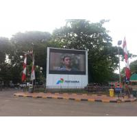 China P6 Outdoor Fixed Led Pixel Display Full Color For Business , Led Segment Display on sale