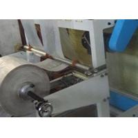 Best Printed Plastic Poly Bag Making Machine , Poly Bag Manufacturing Machine Low Power Consumption wholesale