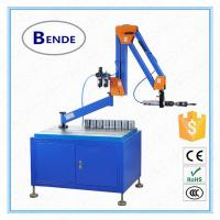 Quality Control panel protable pneumatic tapping machine/Rotary head drill tapping machine factory wholesale