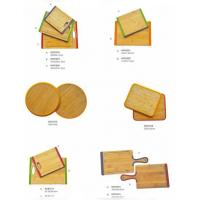 Best Customized Boating Gift Personalized Paddle Shaped Bamboo Cutting Board colorful wholesale