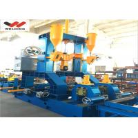 Cheap Assembly Welding Straightening H Beam Welding Line 3 In 1 High Efficiency for for sale