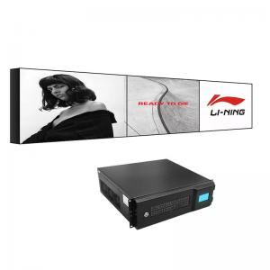 Best 700 Cd/M2 Control Room Video Walls 55 Inch 7*24H 178 H/V wholesale