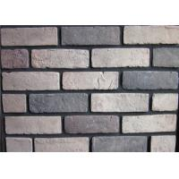 Quality Standard size exterior artificial brick with varity color for wall wholesale